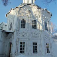 Каменные узоры Предтечинской церкви, Киров