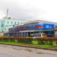 Новая одёжка автовокзала, Киров