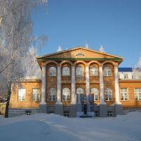 Дом Витберга после реставрации, Киров