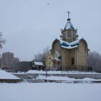 Фёдоровская церковь, Киров