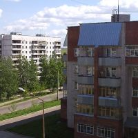 Дом на проезде Перевощикова, Кирово-Чепецк
