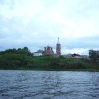 Вечерний Кирово-Чепецк р. Вятка 2011, Кирово-Чепецк