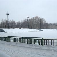 Стадион на ул.Спортивной, Кирово-Чепецк