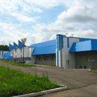 У олимп-арены, Кирово-Чепецк
