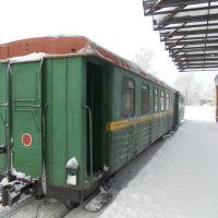 Пассажирские вагоны, Кирово-Чепецк