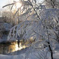 Берег морозной Кирсинки, Кирс