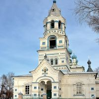 Покровская церковь, Кирс