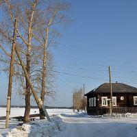 Дом на берегу Б.пруда в Зареке, Кирс