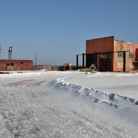 Старое заводское депо, Кирс