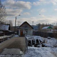 Стадионная проходная в завод Кирскабель, Кирс