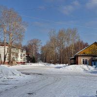ул.Павлова возле ГИБДД, Кирс