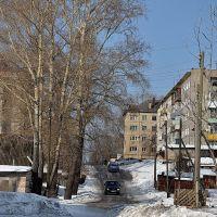 ул.Широнина, Кирс