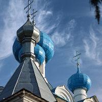 Купола Покровской церкви, Кирс