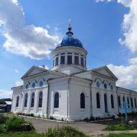 Никольская церковь, Котельнич
