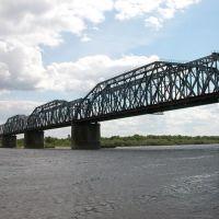 Мост через Вятку у г. Котельнич, Котельнич