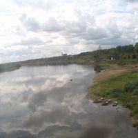 Vyatka river, Котельнич
