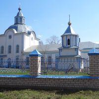 Церковь п. Кумёны, Кумены