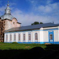 Кировская обл., п.Кумены, церковь, Кумены