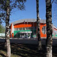 Спорткомплекс в Кумёнах, Кумены