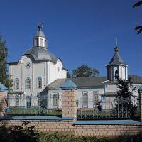Храм в с. Кумёны, Кумены