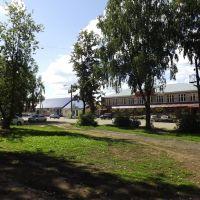 Площадь перед Спасской церковью, Кумены