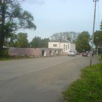 Сгоревшее кафе, Ленинское