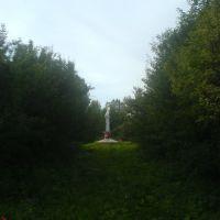 Памятник Ленину, Ленинское