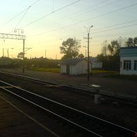 ЖД Вокзал, Ленинское