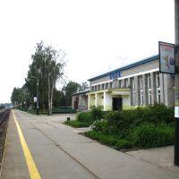 Вокзал, Луза
