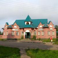 Магазин Вознесенский, Луза