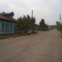 Ул. К.Маркса  в Малмыже, Малмыж