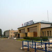 Ж/д станция Мураши, Мураши