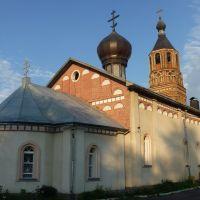Приход православной церкви Святого Пантелеймона-целителя., Мураши