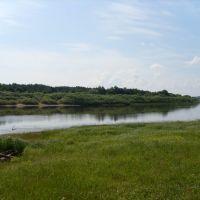 Река Вятка, Нагорск