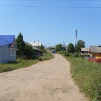 Улица Полевая, Нагорск
