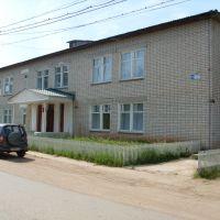 Здание поликлиники, ул. Советская, 149, Нагорск