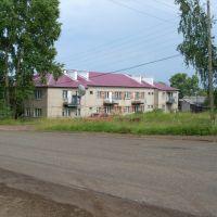 Комхозовские многоквартирники, Нагорск
