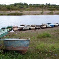 Лодки, Нагорск