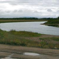 Река Кобра, Нагорск