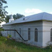 Церковь, Нагорск