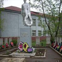 Памятник неизвестному солдату.15 мая 2008, Нема