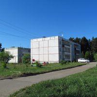 Панельные дома в Митино, Нововятск