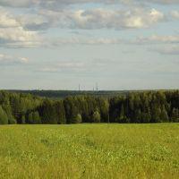 Трубы Кировской ТЭЦ-3, Нововятск