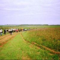 Великорецкий Крестный ход, Нововятск