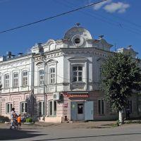 На улицах Нолинска, Нолинск