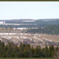 д.Пуга, весна, Нолинск
