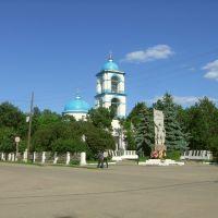 г.Нолинск Успенская церковь, Нолинск