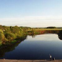 река Воя, Нолинск