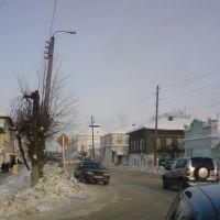 Lenin street is the former Voznesenskaya, Нолинск
