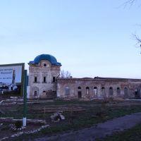 Старая церковь г. Нолинск, Нолинск